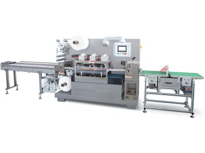Four Side Seal Horizontal Flow Wrapper