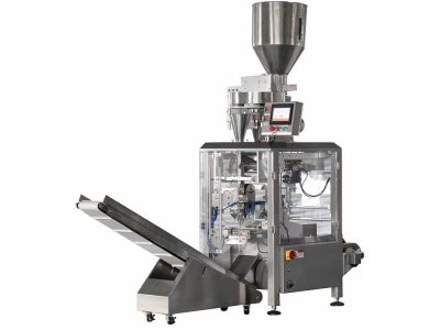 VFFS Packing Machine with Volumetric Cup Filling