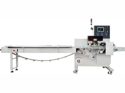 3-axis Servo Horizontal Flow Wrapper - Top Sealing