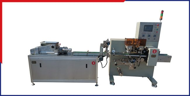 Air Dry Clay Flow Wrap Packing Machine