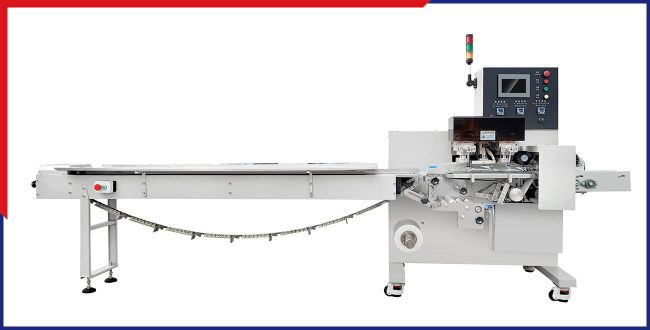 Flow Wrap Packing Machine – Top Sealing