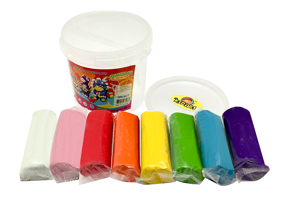 Play Doh Flow Pack Wrapper